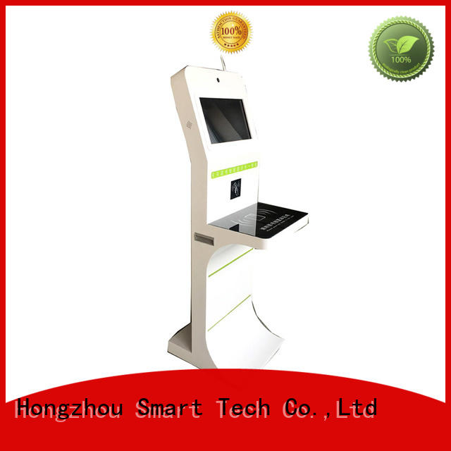 Hongzhou high quality library kiosk system manufacturer in library