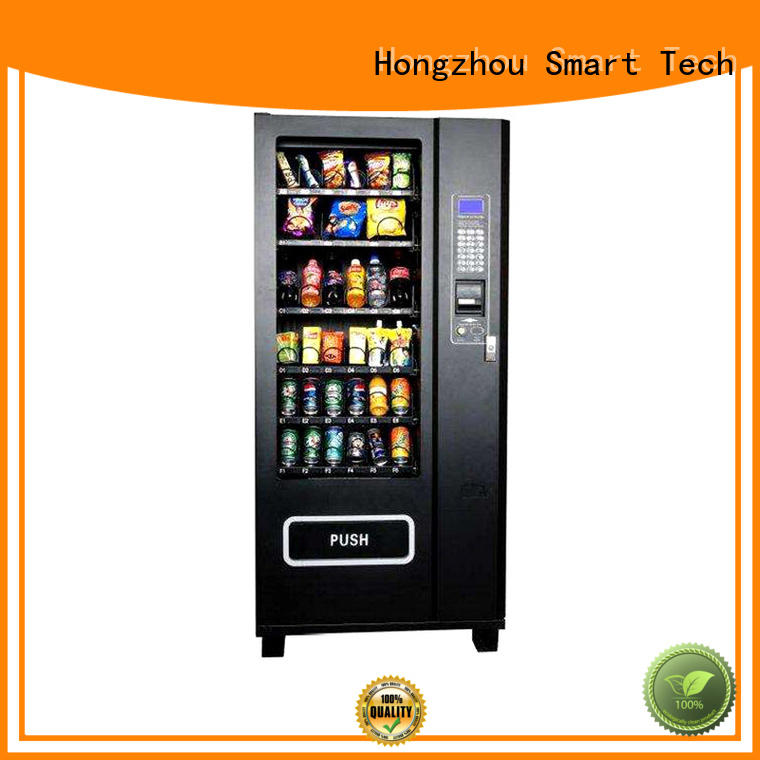 Hongzhou automated vending machine factory for airport