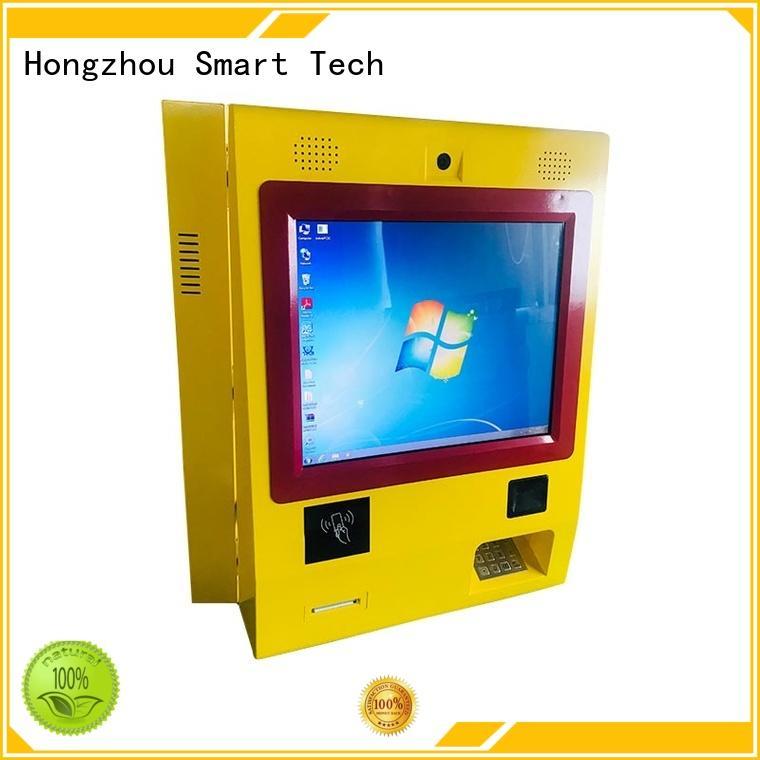 self service payment kiosk manufacturer in hotel Hongzhou