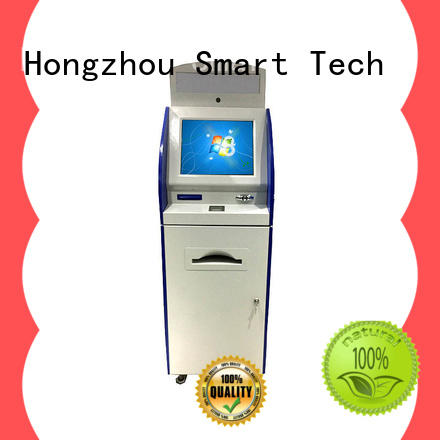 Hongzhou indoor digital information kiosk appearance for sale