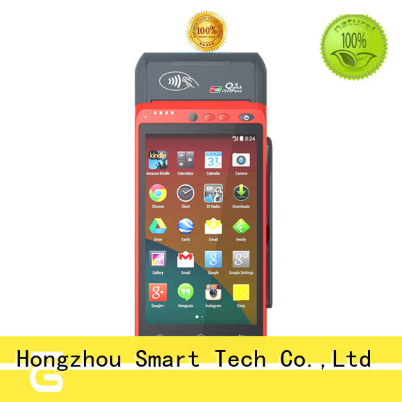 smart payment terminal manufacturers high in hotel Hongzhou