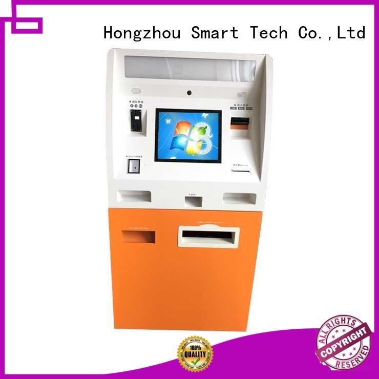 Hongzhou system utility bill payment kiosk self in bank
