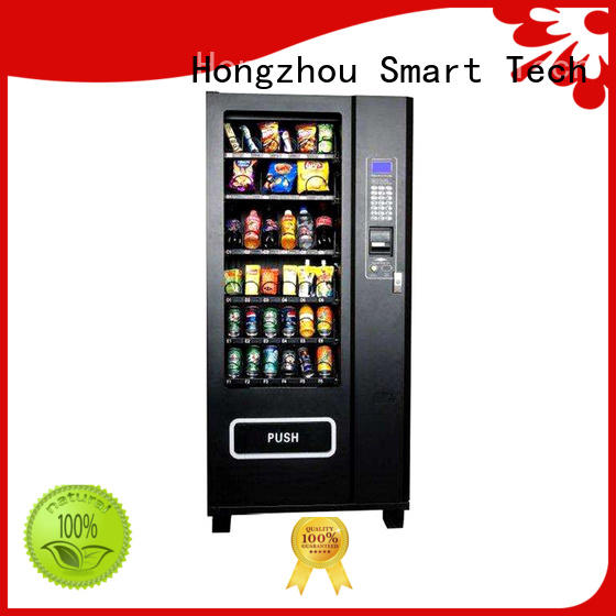 Hongzhou top beverage vending machine manufacturer for airport