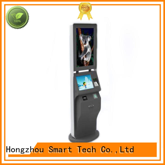 touch screen ticketing kiosk for busniess for sale