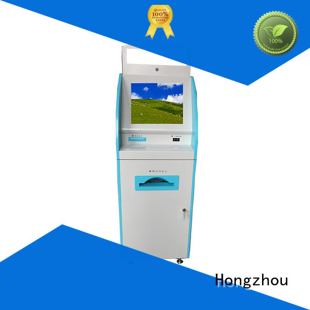 patient check in kiosk for patient Hongzhou