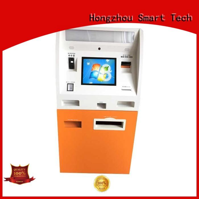 Hongzhou new automated payment kiosk acceptor in hotel