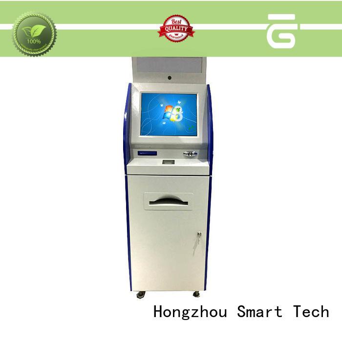 informational kiosks in bar Hongzhou