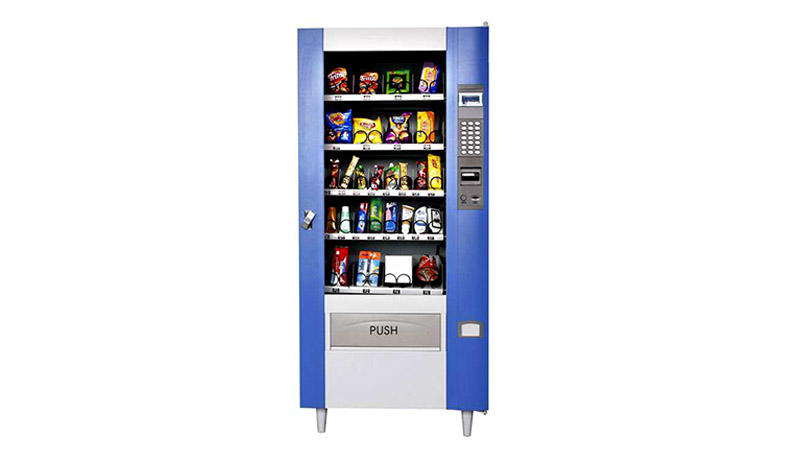 Hongzhou soft drink machine free standing for shopping mall-3