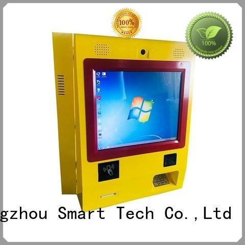 Hongzhou kiosk payment terminal coated in hotel