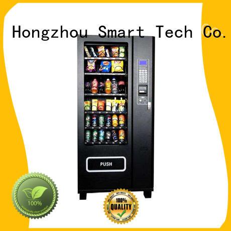 Hongzhou design vending equipment with barcode scanner for supermarket