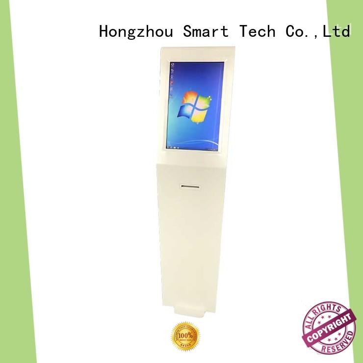 Hongzhou wireless interactive information kiosk receipt for sale