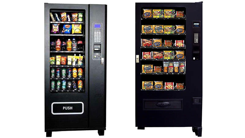 Hongzhou automated vending machine factory for airport-1