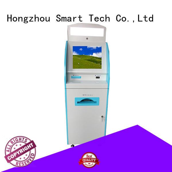 check kiosk hospital kiosk for line up in hospital Hongzhou