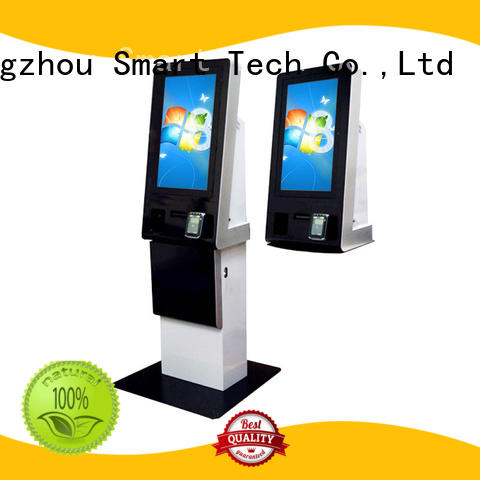 Hongzhou cash automated payment kiosk service in bank