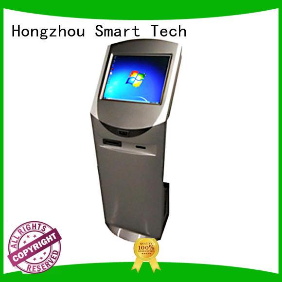 Hongzhou indoor information kiosk code in bar