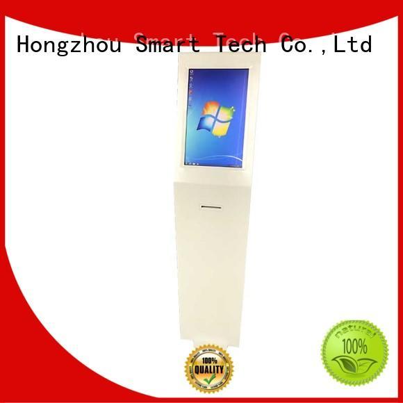 Hongzhou floor outdoor information kiosk beautiful in