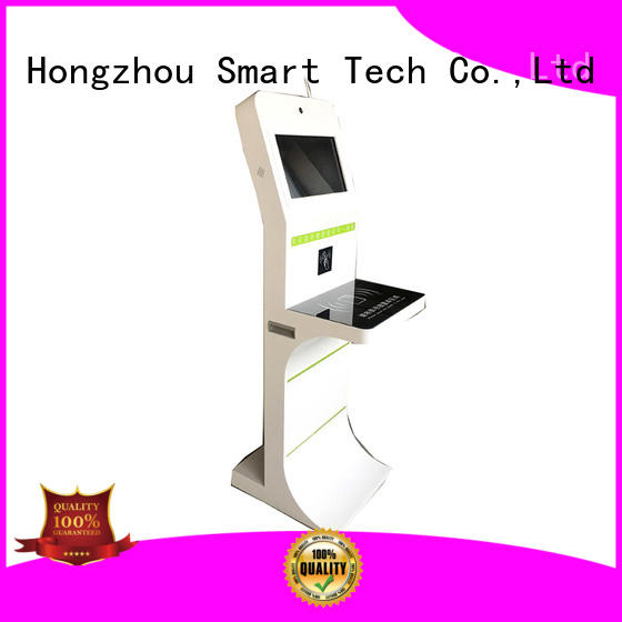 Hongzhou hot sale library self checkout systems logo for book