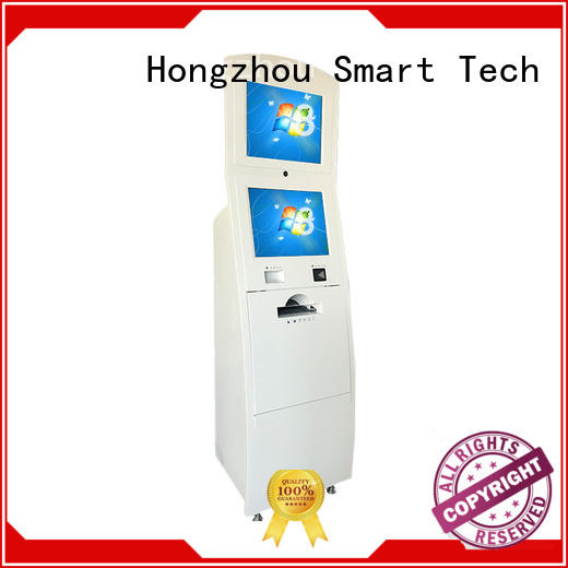 Hongzhou information kiosk machine appearance in airport