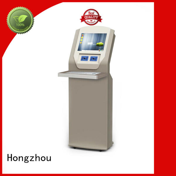 card library self checkout systems interactive in Hongzhou