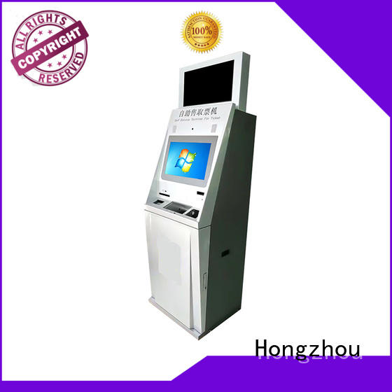 ticketing kiosk manufacturers with camera in cinema Hongzhou