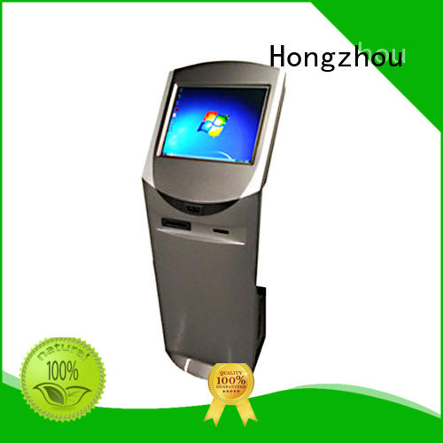 thermal touch screen information kiosk supplier in bar
