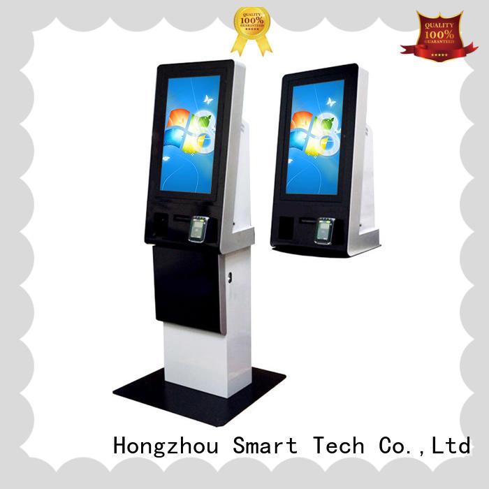 Hongzhou pay kiosk company in hotel
