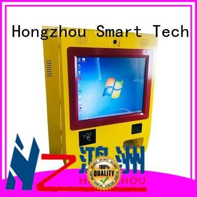 Hongzhou self service payment kiosk dispenser for sale