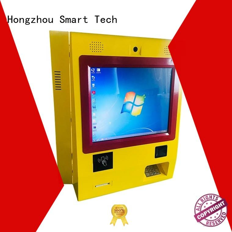 Hongzhou pay kiosk dispenser in hotel
