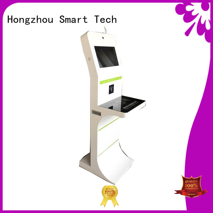 oem library self service kiosk with logo for sale