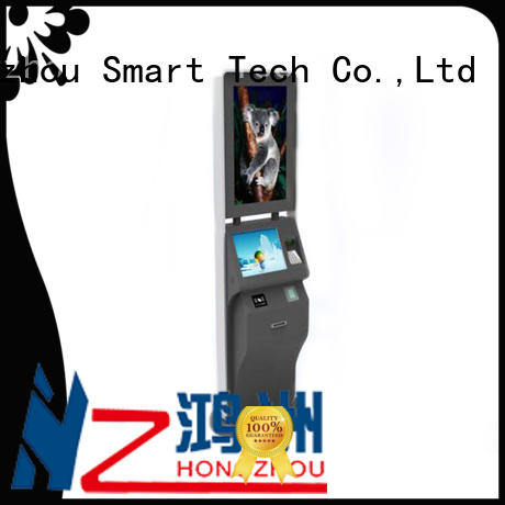 Hongzhou ticket machine manufacturer on bus station