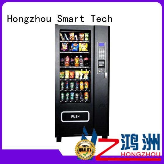 intelligent vending kiosk sell for supermarket