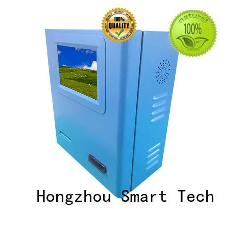 cash touch screen payment kiosk accept in Hongzhou