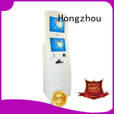 Hongzhou interactive information kiosk factory in airport