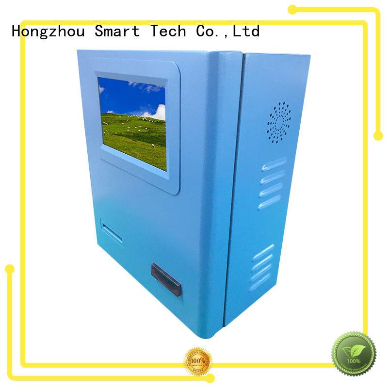 kiosk pay kiosk payment in bank Hongzhou