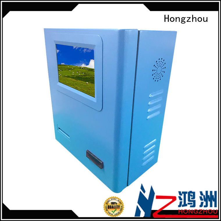 Hongzhou latest bill payment machine coated for sale