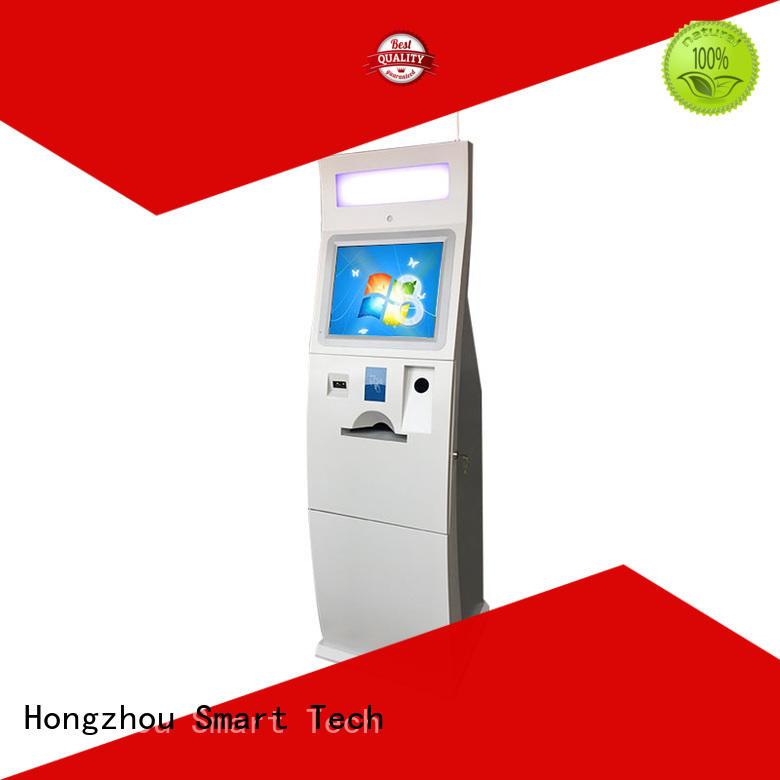 Hongzhou cash payment kiosk system service in
