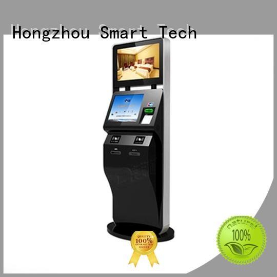 multi ticket kiosk machine with station