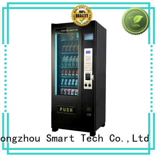 intelligent vending machine solutions multiple payment for shopping mall Hongzhou