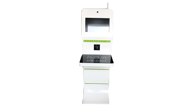 Hongzhou custom library information kiosk for busniess in book store-3
