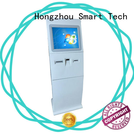 Hongzhou wholesale information kiosk manufacturer in bar
