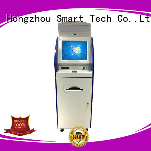 touch screen information kiosk led in bar Hongzhou