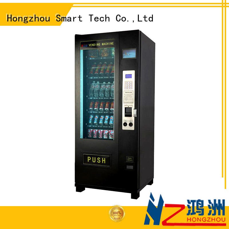 Hongzhou intelligent automated vending machine company for airport