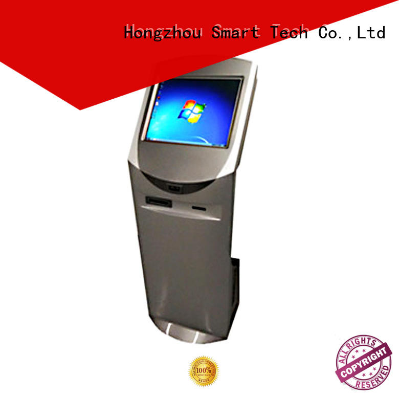 Hongzhou new information kiosk manufacturer in bar