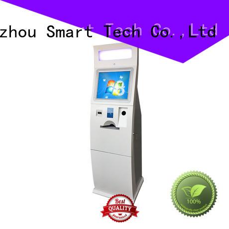 screen self payment machine metal in hotel Hongzhou