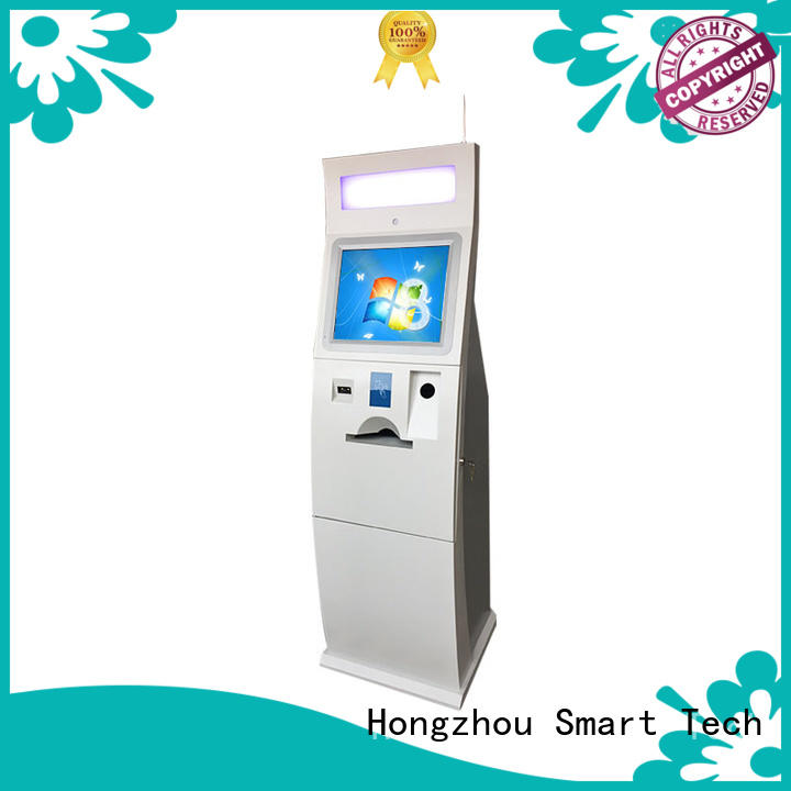 hot sale cash payment kiosk coated for sale Hongzhou