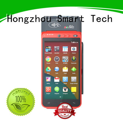 Hongzhou new smartpos supplier in hotel