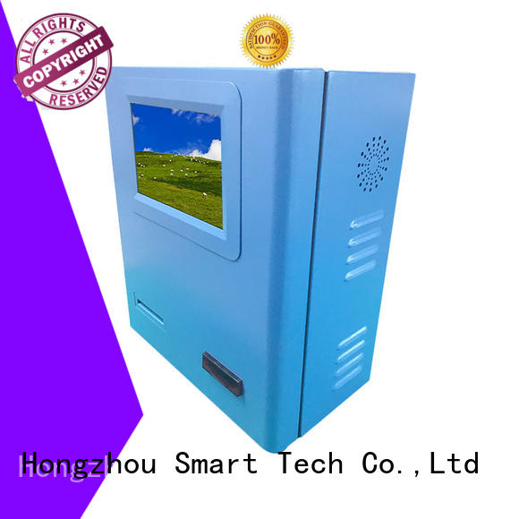 Hongzhou hot sale cash payment kiosk keyboard in bank