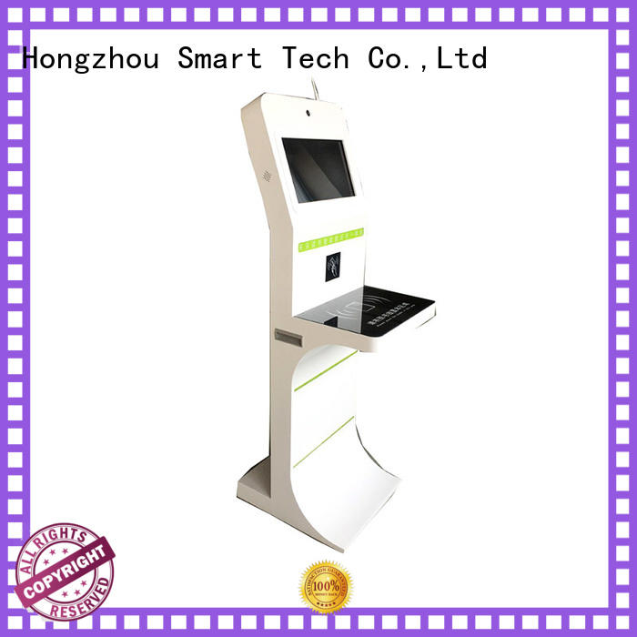 professional library kiosk with logo for sale