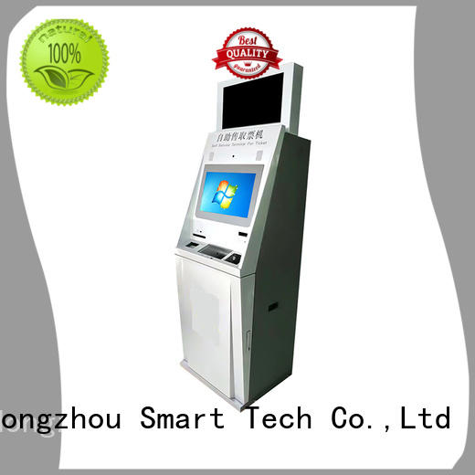 ticketing printing self service ticketing kiosk multi function in cinema Hongzhou