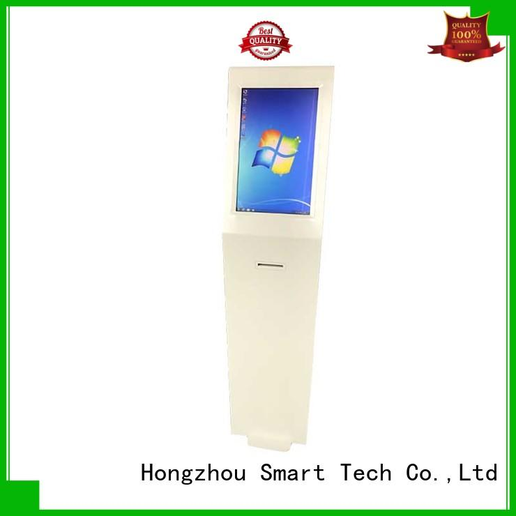Hongzhou interactive information kiosk with camera in bar